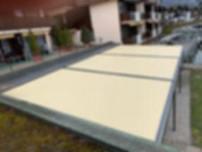 Seegarten Spiez   Beschattungsanlage Rivera