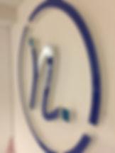 Logo Schild New Store