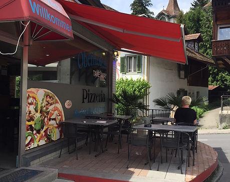 HMS Storen   neue Sonnenstore   Pizza Oberhofen