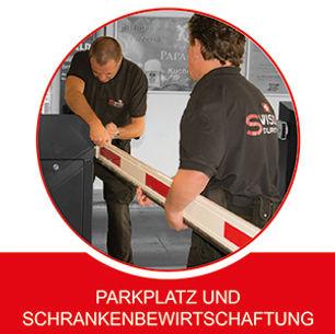 Swiss Security Parkplatz und Schrankenbewirtschaftung
