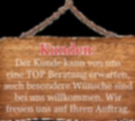 Fuchs Kleintierstallbau Schild