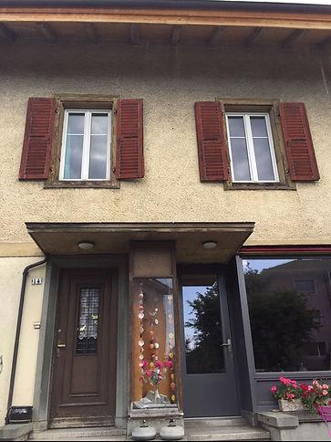 Fensterläden in Steffisburg