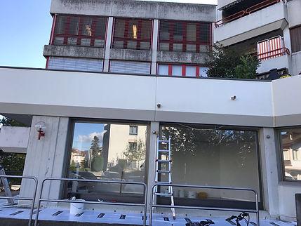 HMS Storen Malerarbeiten und Storen ersetzen in Thun
