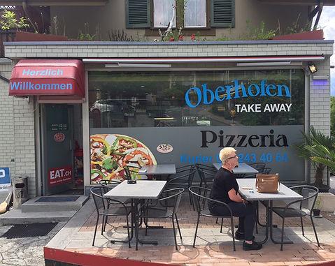 HMS Storen | neue Sonnenstore | Pizza Oberhofen