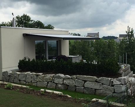 neue Sonnenstore (Camabox) inkl. LED Beleuchtung und absenkvolant in Schongau