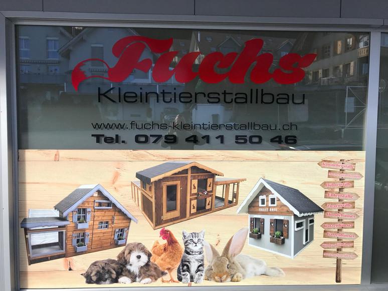 Fuchs Kleintierstallbau | Werkstatt