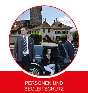 Swiss Security Personen und Begleitschutz