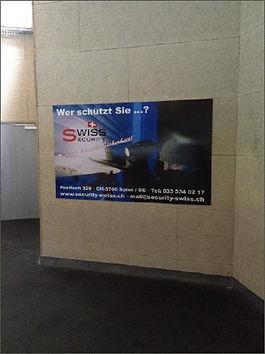 Swiss Security Sicherheit Adelboden