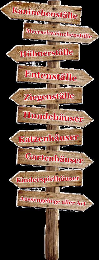 Fuchs Kleintierstallbau Ställe