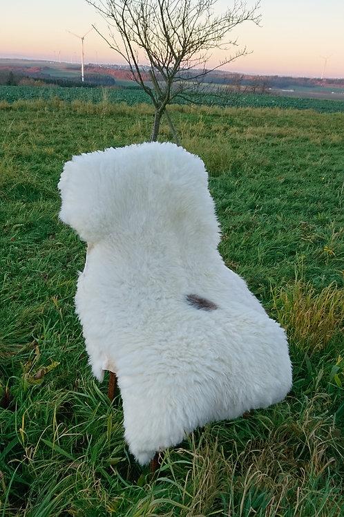 Dekofell Schaf naturbunt