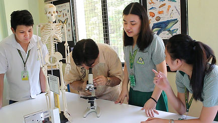 CLSI Students Science Lab Microscope
