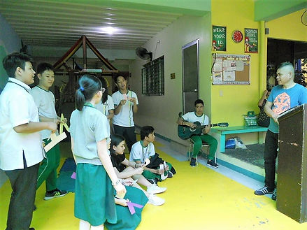 CLSI Student Council Activity Kapitolyo School Pasig