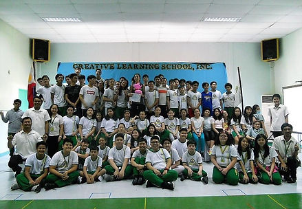 CLSI Nutrition Month School Activity Kapitolyo Pasig