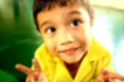 CLSI Preschool Student School Activity Vargas Hall