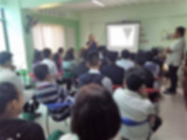 CLSI Career Talk School Activity Kapitolyo Pasig