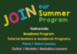 CLSI Summer School Activity Kapitolyo Pasig