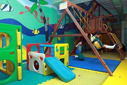 CLSI School Playground Kapitolyo Pasig