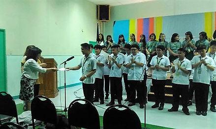 CLSI Rotary Student Members Kapitolyo SchoolPasig
