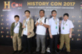 CLSI History Con School Activity Kapitolyo Pasig