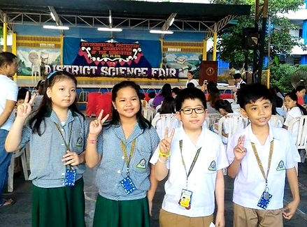 CLSI Science Fair School Activity Kapitolyo Pasig