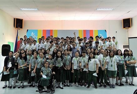 CLSI Students Seminar Kapitolyo Pasig