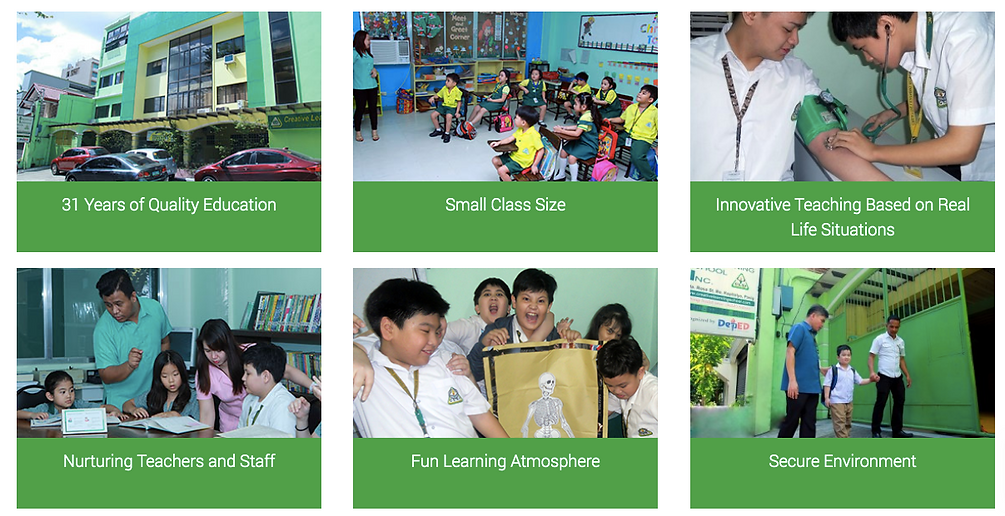 Why choose CLSI School Kapitolyo Pasig