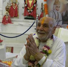 Pujya Rambapa 2012