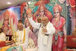 Sanatan Mandir with Bhupendrabhai