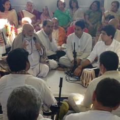 Pujya Rambapa Satsang