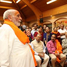 Pujya Rambapa's Satsang
