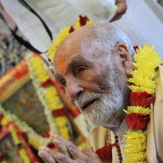 Pujya Rambapa and Hanumanji