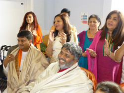 Shiv Baba visits