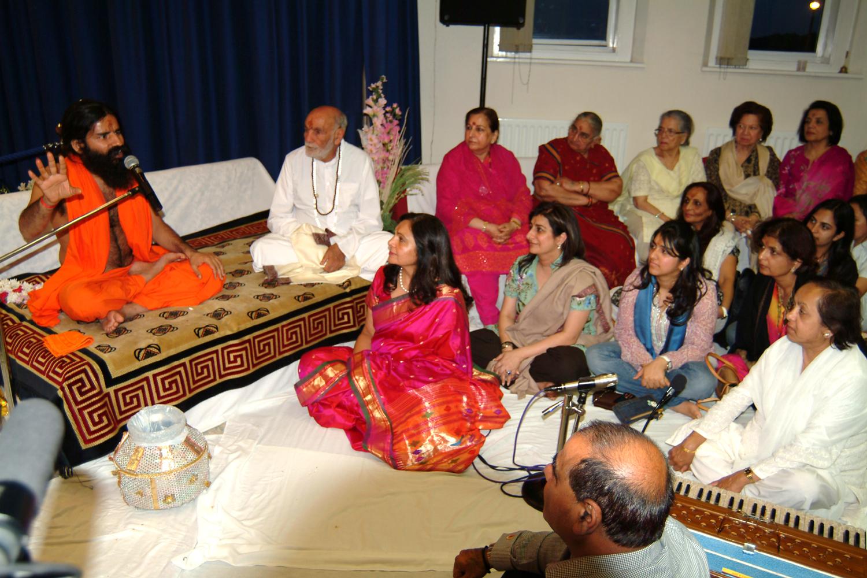 Sindhi Mandir programme