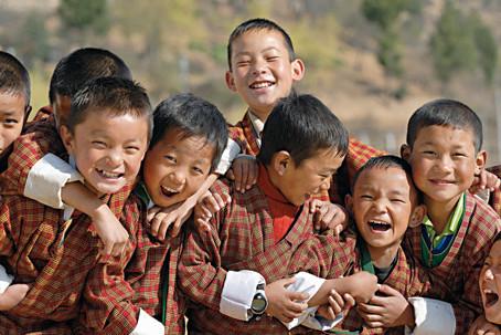 10 coisas que o povo do Butão faz diferente e que faz dele o povo mais feliz do mundo