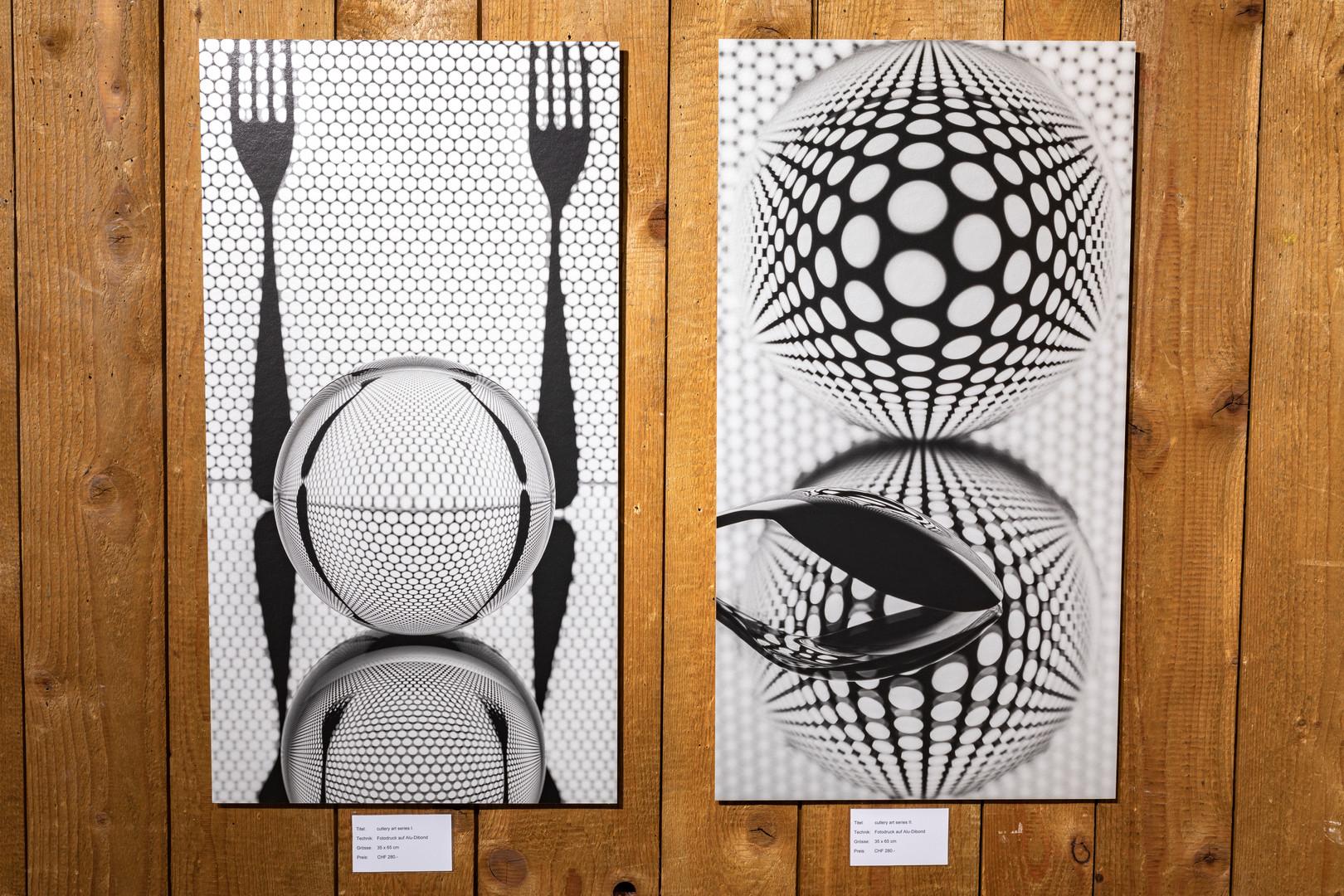 cutlery art series I. und II.