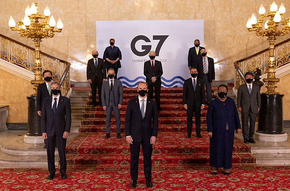 Taiwan and the Indo-Pacific at the G7 and Global Britain