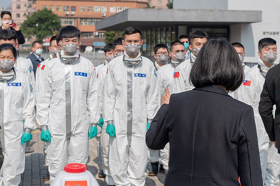 Weekend Sees Eight Death in Taiwan from COVID-19 Since Start of the Pandemic