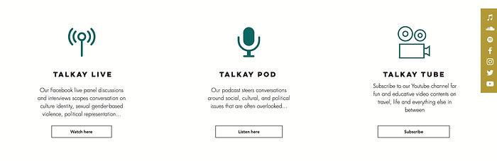 Talkay media - Miina Flash