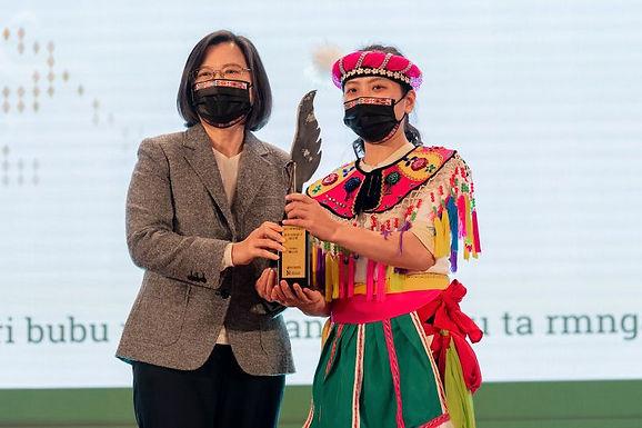 Tsai Vows to Advance Indigenous Languages Development