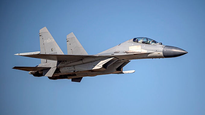 Largest Chinese Airspace Incursion in Past Year Takes Place After Blinken Comments on Taiwan