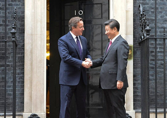 China's Abuses Offer Opportunity for Taiwan to Play a Greater Role in UK Foreign Policy