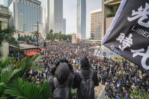 Despite Further Arrests, Continued Silence in Taiwan Regarding Hong Kong 12