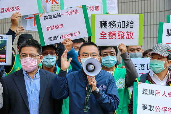 Postal Workers' Protest Reflects Issues Facing Former State-Owned Enterprises