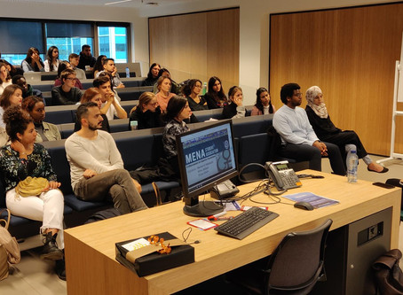 MENA hosts discussion on Islamic Feminism
