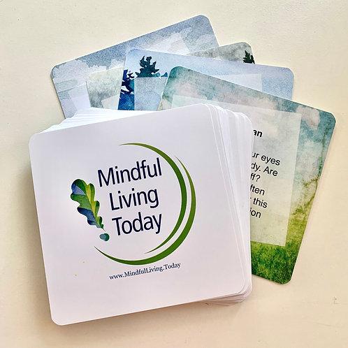 Mindful Living Card Deck