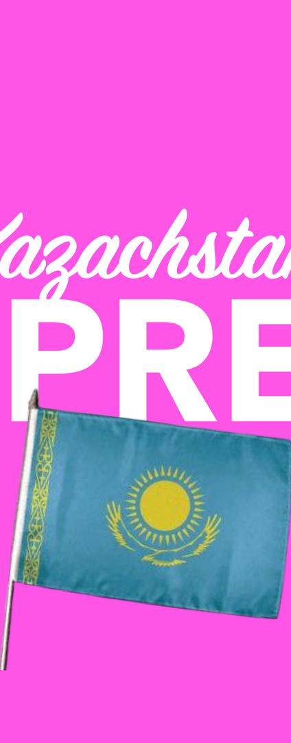Per Express nach Kasachstan versenden