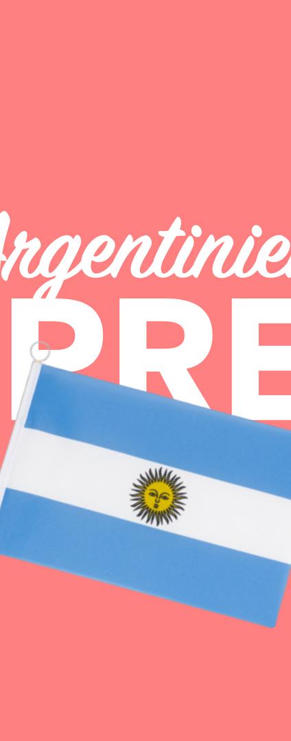 Per Express nach Argentinien versenden