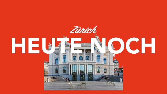 Heute noch Zürich per Kurier