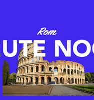 Heute noch Rom per Kurier