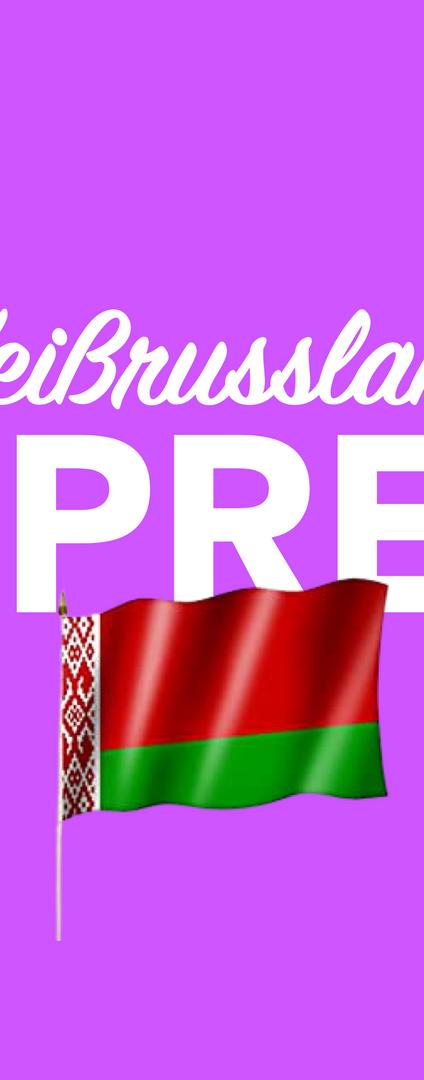 Per Express nach Weißrussland versenden